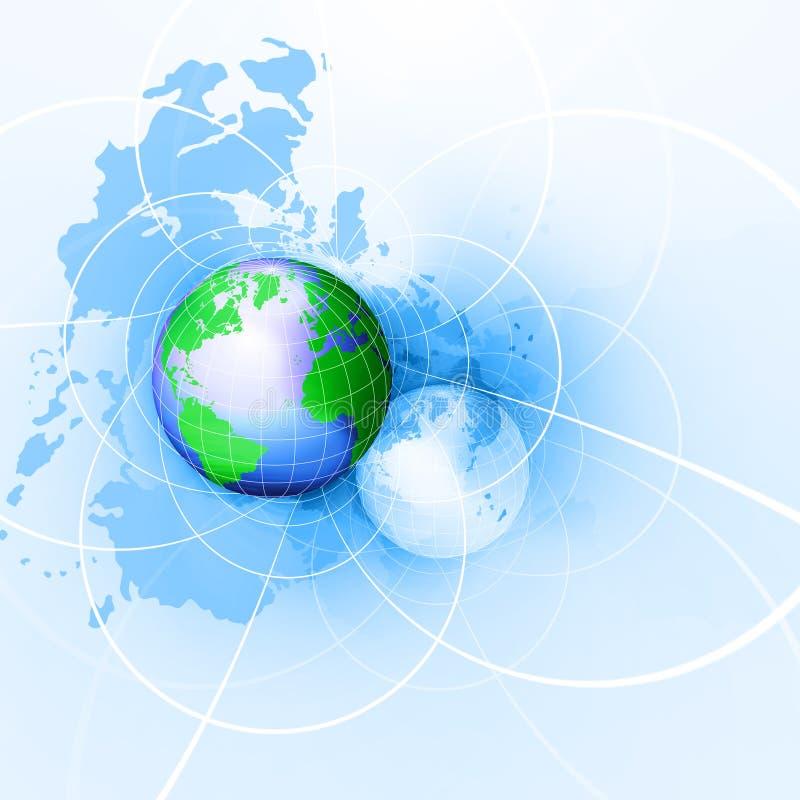 έννοια Διαδίκτυο ανασκόπ&e απεικόνιση αποθεμάτων