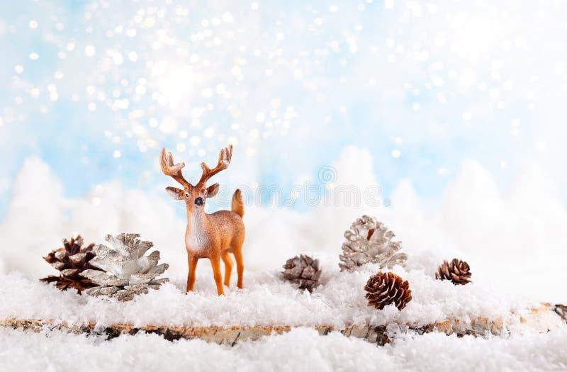 Έννοια διακοπών Χριστουγέννων στοκ φωτογραφίες με δικαίωμα ελεύθερης χρήσης