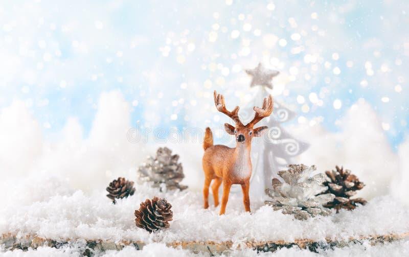 Έννοια διακοπών Χριστουγέννων στοκ φωτογραφία