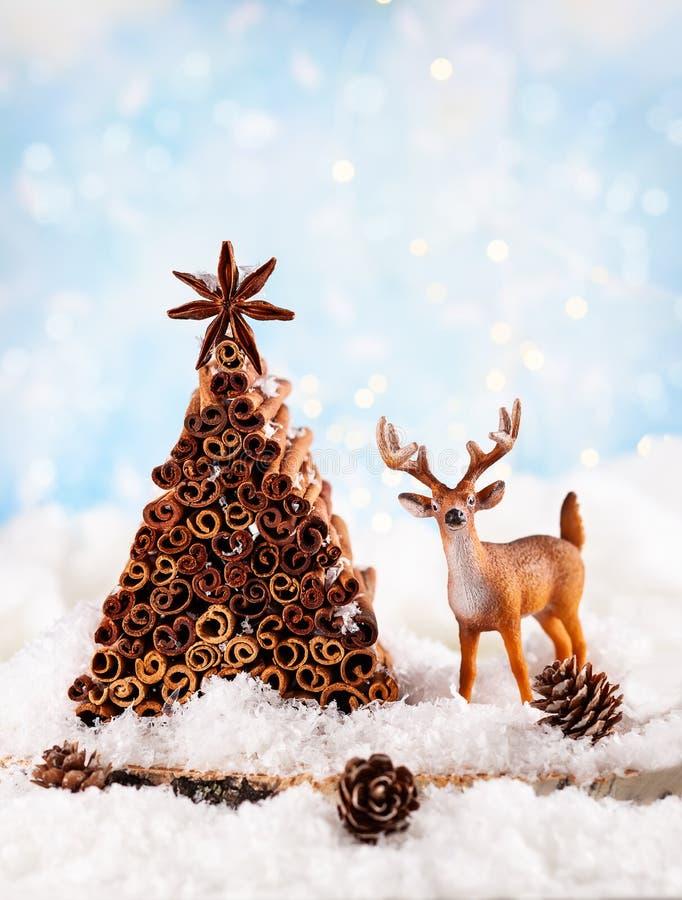 Έννοια διακοπών Χριστουγέννων στοκ εικόνες