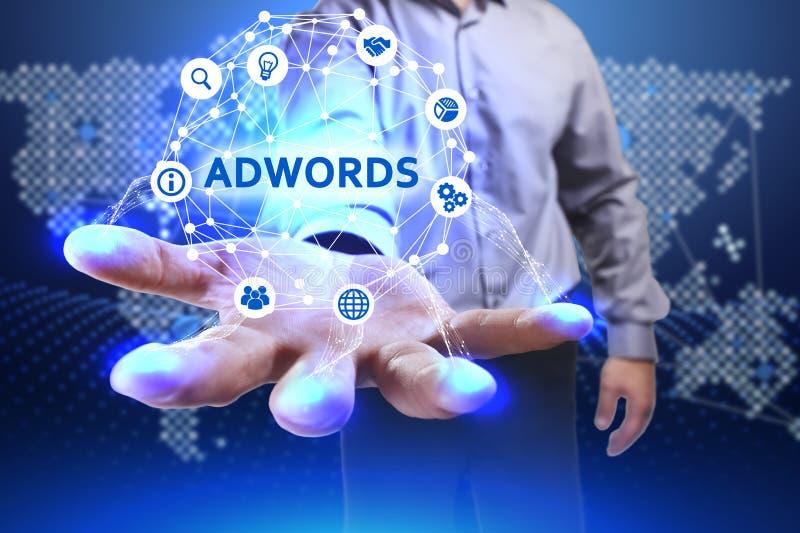 Έννοια επιχειρήσεων, τεχνολογίας, Διαδικτύου και δικτύων Νέο busine στοκ φωτογραφίες με δικαίωμα ελεύθερης χρήσης