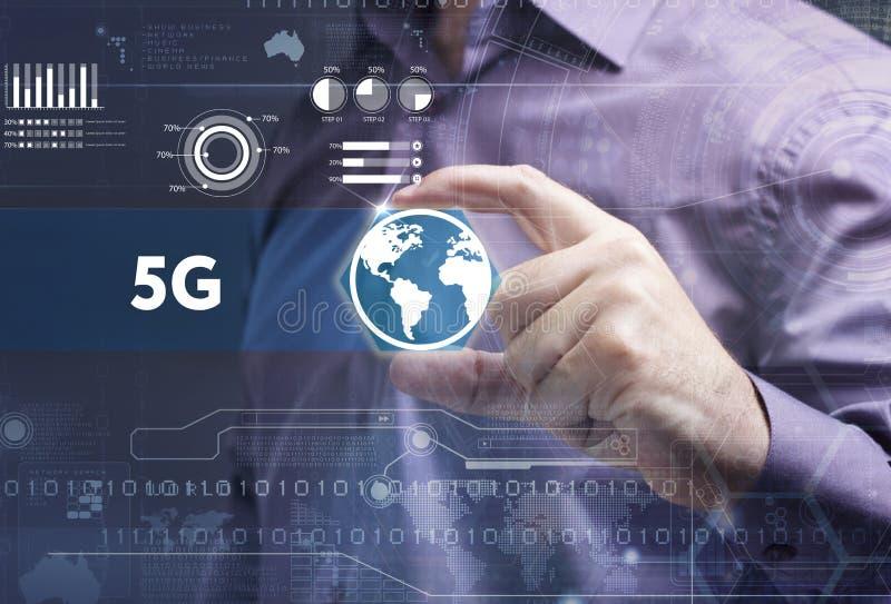 Έννοια επιχειρήσεων, τεχνολογίας, Διαδικτύου και δικτύων Νέο busine στοκ εικόνες με δικαίωμα ελεύθερης χρήσης