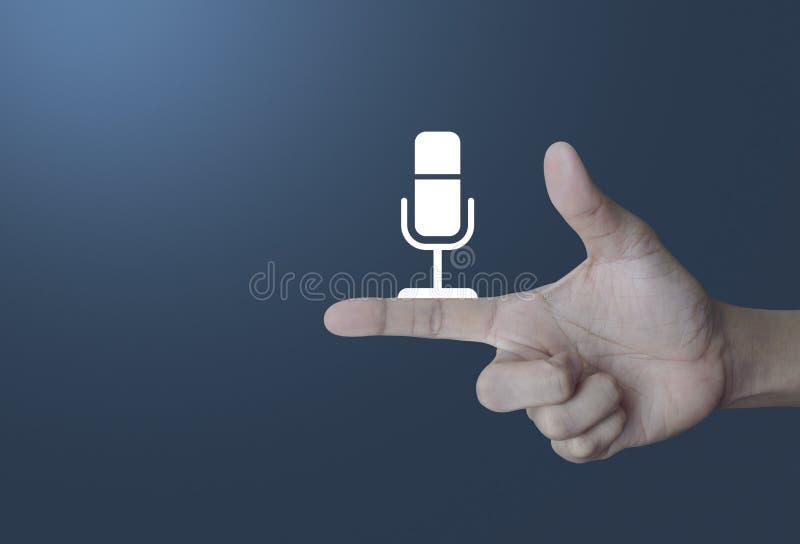 Έννοια επιχειρησιακών επικοινωνιών απεικόνιση αποθεμάτων