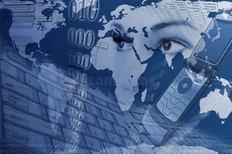 έννοια ε εμπορίου στοκ φωτογραφίες με δικαίωμα ελεύθερης χρήσης