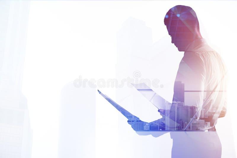 Έννοια ηγεσίας και εργασίας στοκ εικόνες με δικαίωμα ελεύθερης χρήσης
