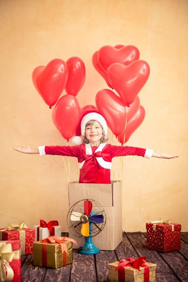 Έννοια διακοπών Χριστουγέννων στοκ φωτογραφία με δικαίωμα ελεύθερης χρήσης