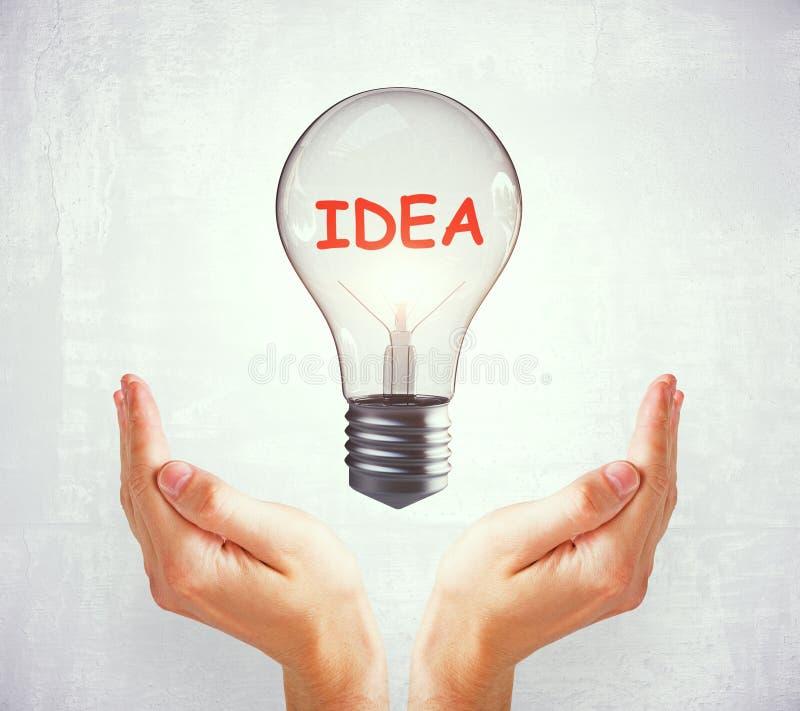 Έννοια ιδέας και λύσης στοκ φωτογραφίες με δικαίωμα ελεύθερης χρήσης