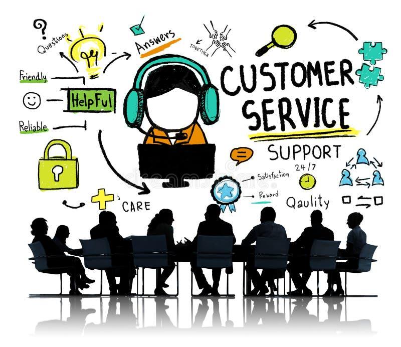 Έννοια οδηγών βοήθειας υπηρεσιών βοήθειας υποστήριξης εξυπηρέτησης πελατών στοκ εικόνες