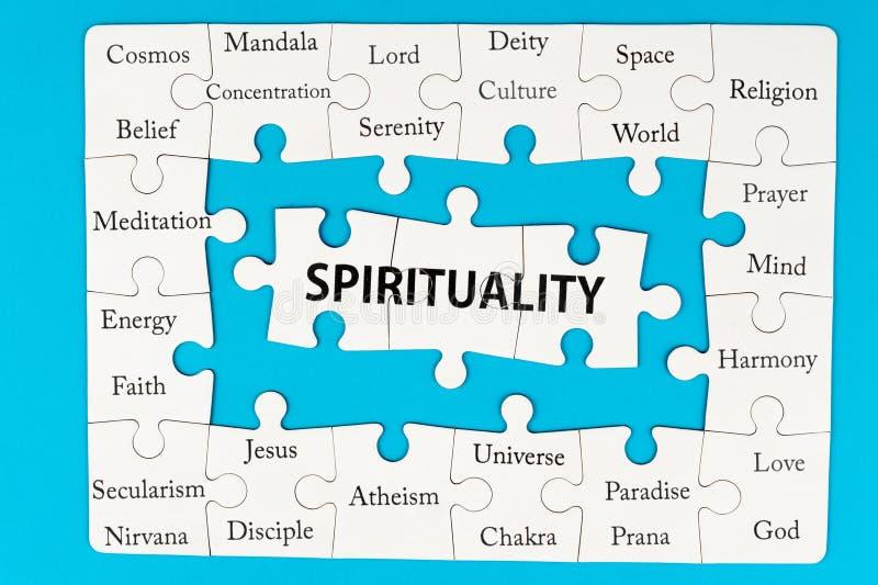 Έννοια πνευματικότητας στοκ φωτογραφία με δικαίωμα ελεύθερης χρήσης