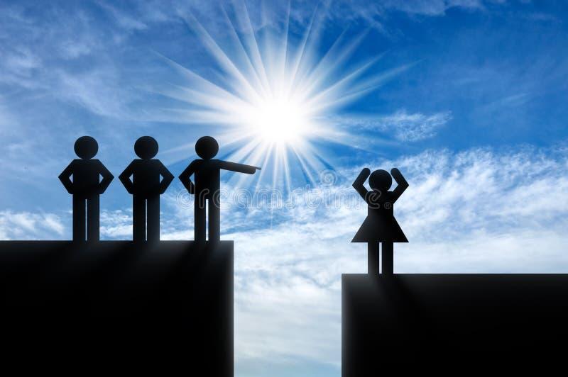 Έννοια της ανισότητας γένους ελεύθερη απεικόνιση δικαιώματος