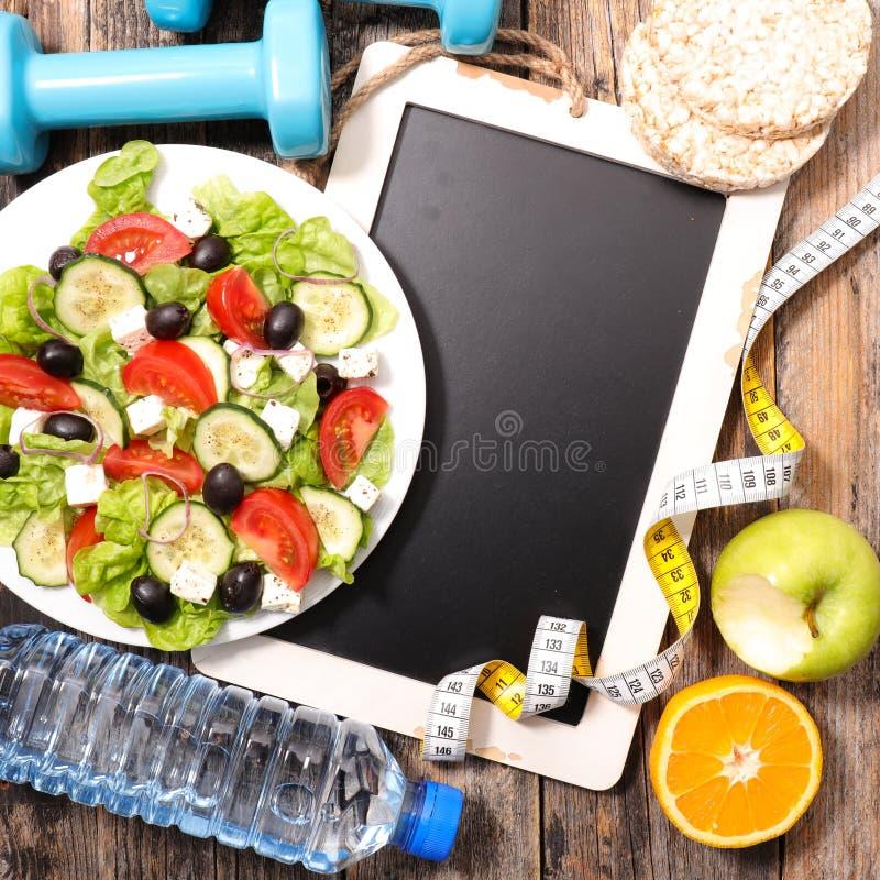 Έννοια τροφίμων διατροφής στοκ εικόνα με δικαίωμα ελεύθερης χρήσης