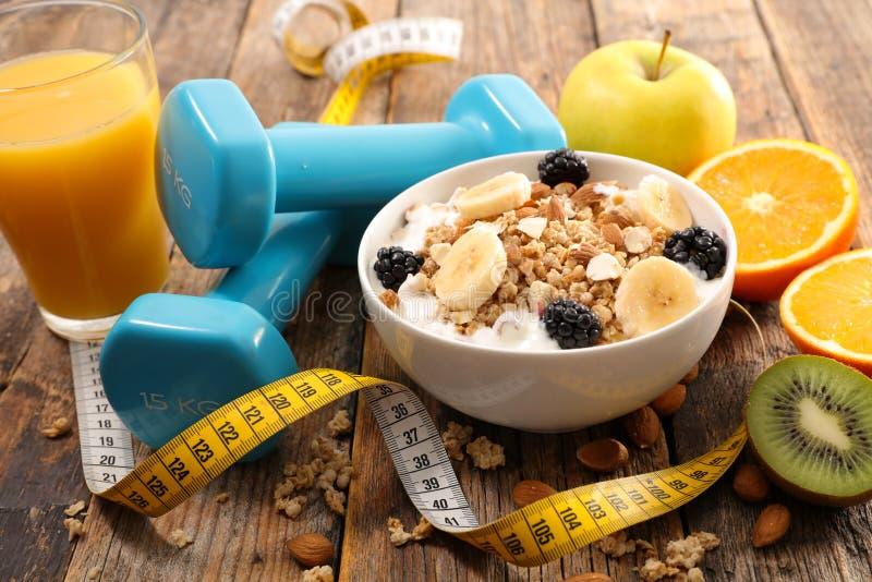 Έννοια υγιεινής διατροφής στοκ εικόνες