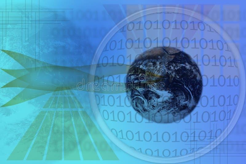 έννοια 6 επιχειρήσεων διανυσματική απεικόνιση