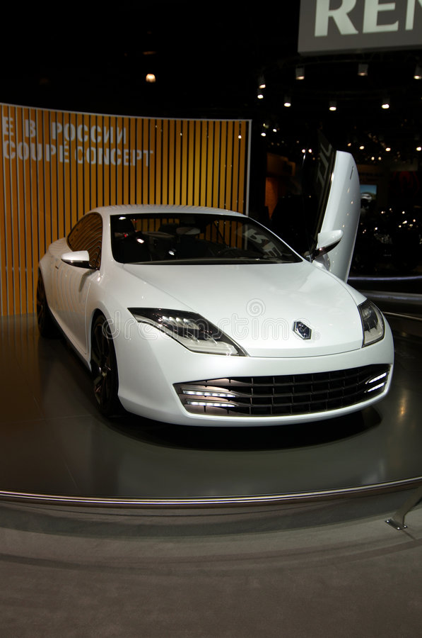 έννοια coupe laguna Renault στοκ εικόνες με δικαίωμα ελεύθερης χρήσης