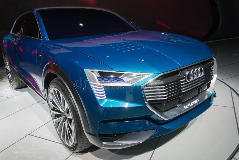 Download Έννοια Quattro Audi ε -ε-tron Εκδοτική εικόνα - εικόνα από ελίτ, δεκέμβριος: 62701805
