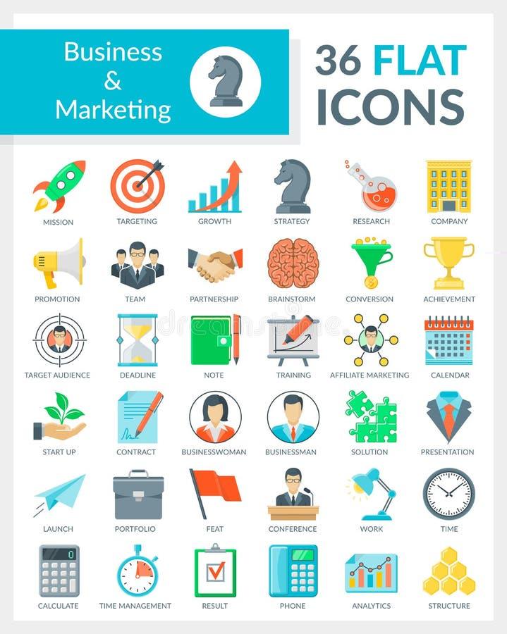 Ένταση επιχειρήσεων και μάρκετινγκ 1 στοκ εικόνες