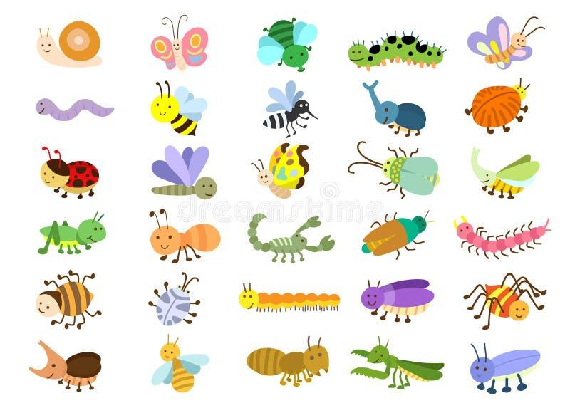 Έντομο απεικόνιση αποθεμάτων