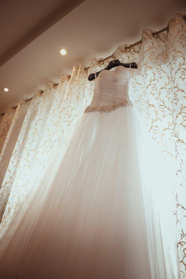 Ένωση γαμήλιων φορεμάτων στοκ φωτογραφία