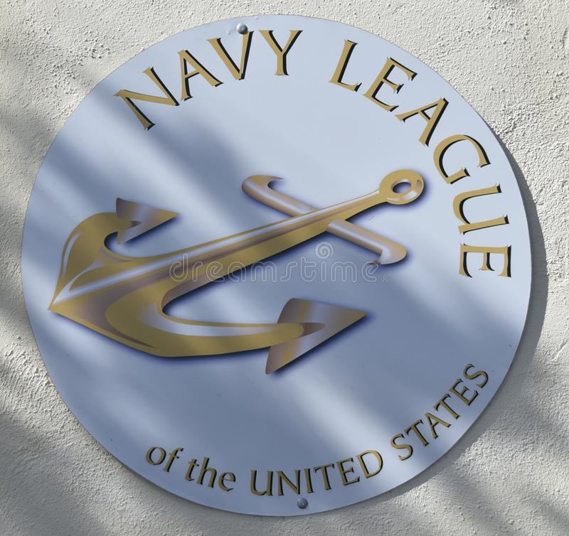 Ένωση ναυτικού των Ηνωμένων Πολιτειών στοκ φωτογραφία με δικαίωμα ελεύθερης χρήσης