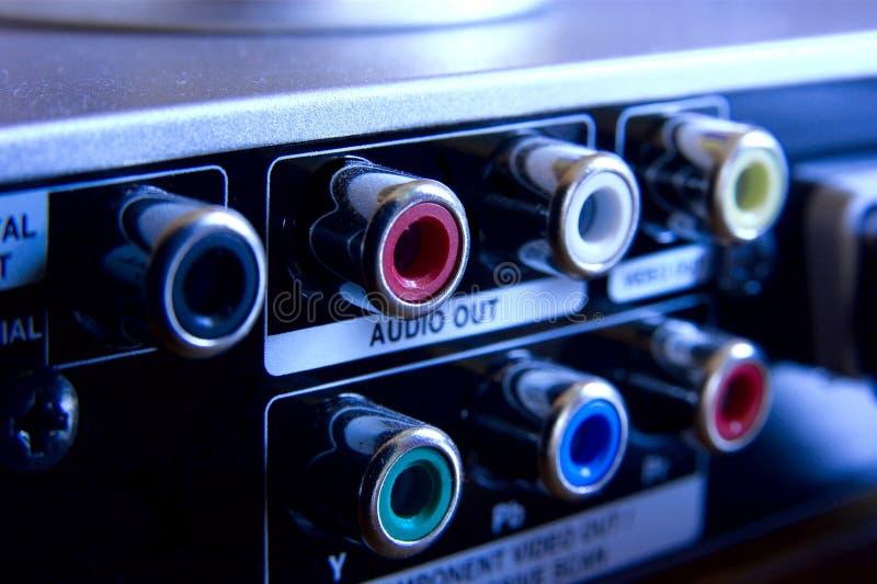 Download έξοδος στοκ εικόνα. εικόνα από σύγχρονος, audiophile, φορέας - 2225499