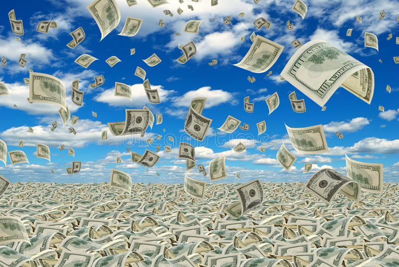 Έξοχα κέρδη. στοκ φωτογραφίες με δικαίωμα ελεύθερης χρήσης