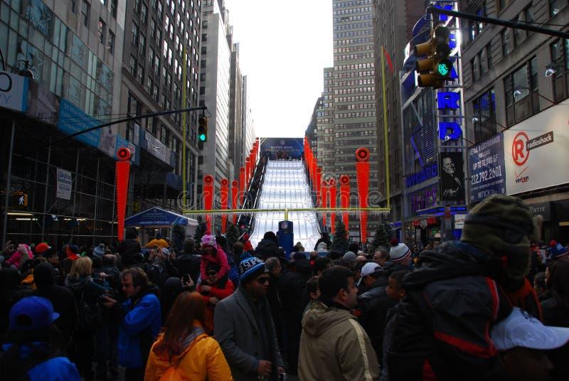 Έξοχη λεωφόρος κύπελλων - πόλη της Νέας Υόρκης στοκ φωτογραφίες με δικαίωμα ελεύθερης χρήσης