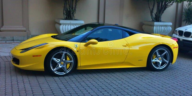 Έξοχο όχημα της Ιταλίας Ferrari στοκ φωτογραφία με δικαίωμα ελεύθερης χρήσης