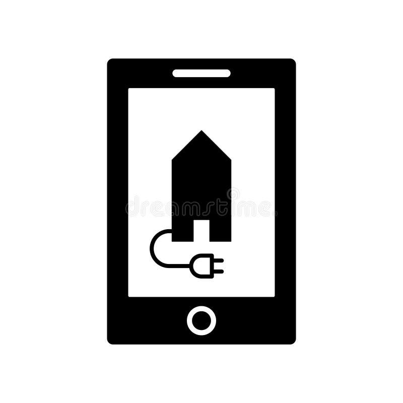 Έξυπνο σπίτι απεικόνιση αποθεμάτων