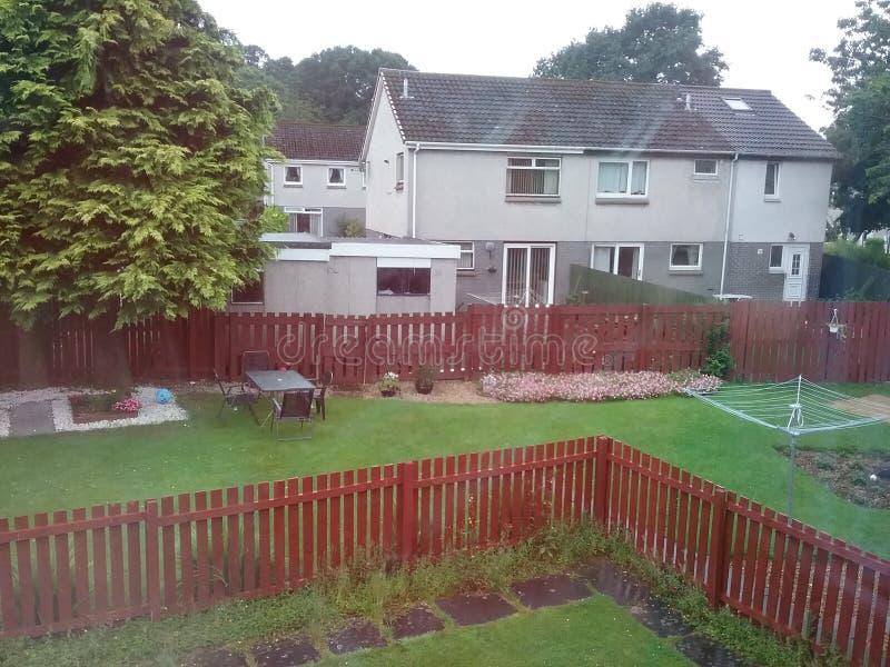 Έξω από το σπίτι μου στοκ εικόνα με δικαίωμα ελεύθερης χρήσης