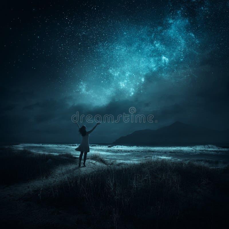 Έπαινος νύχτας στοκ φωτογραφία με δικαίωμα ελεύθερης χρήσης