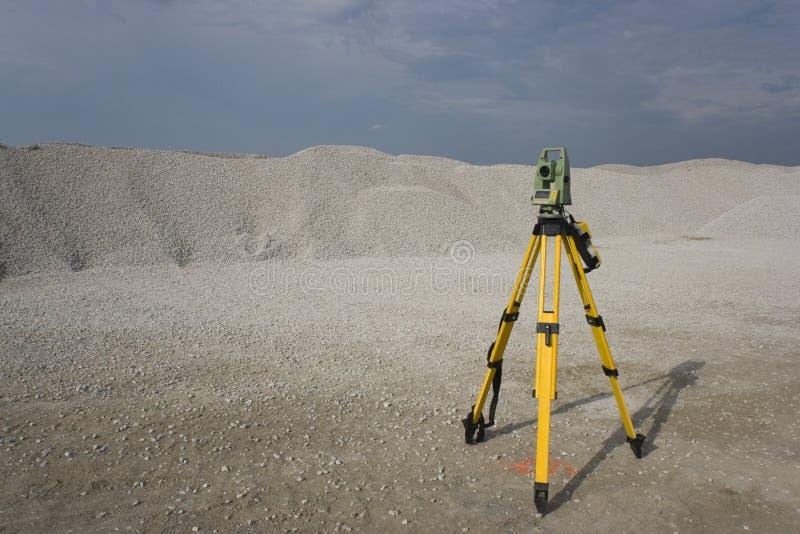 έρευνα εδάφους στοκ εικόνα με δικαίωμα ελεύθερης χρήσης