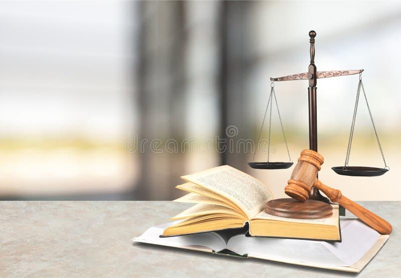 έρευνα νόμου στοκ εικόνες