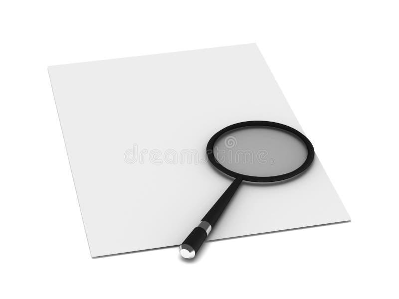 Download Έρευνα απεικόνιση αποθεμάτων. εικονογραφία από κλείστε - 13175694