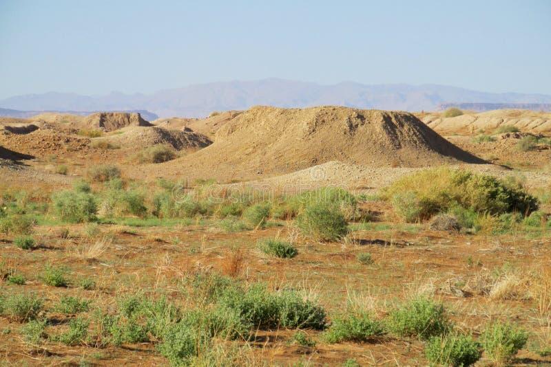 Έρημος καλά στοκ εικόνα