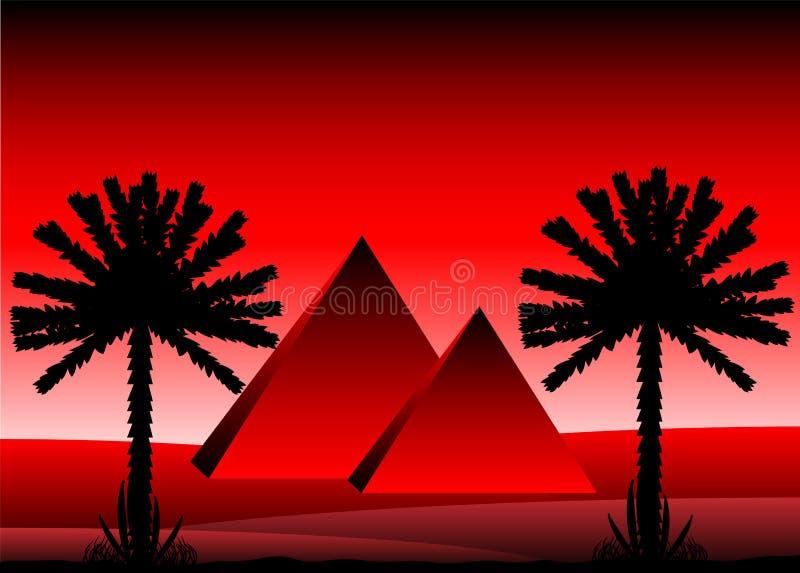 Έρημος Σαχάρας ελεύθερη απεικόνιση δικαιώματος