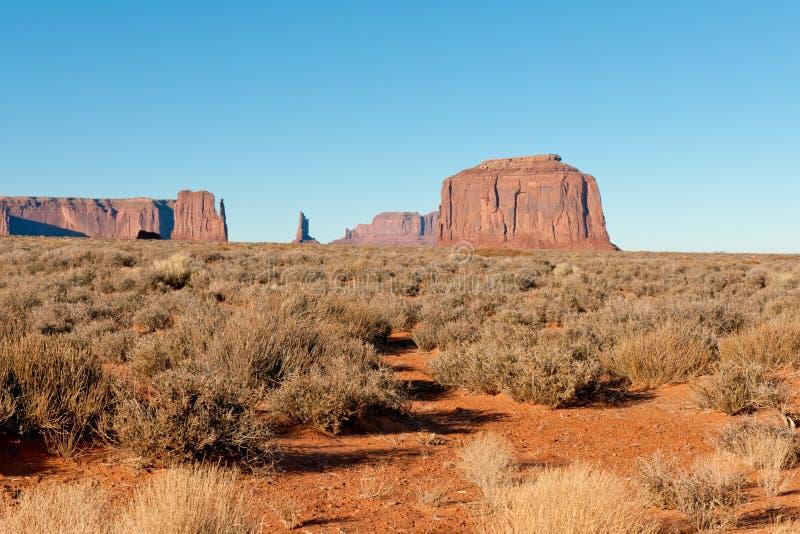 έρημος της Αριζόνα στοκ εικόνα