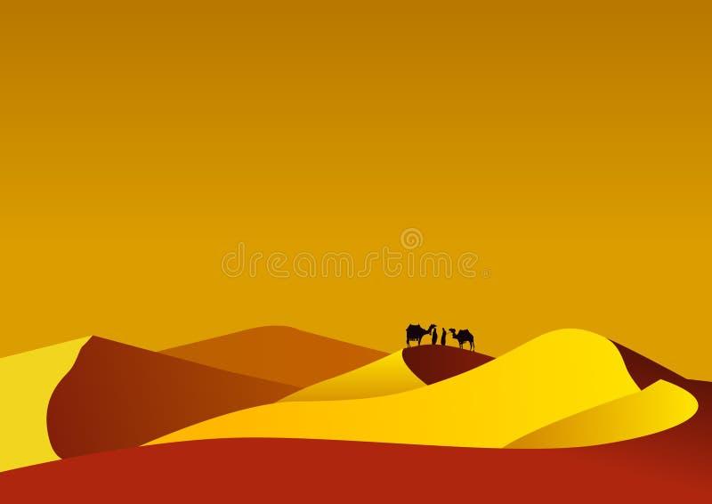 έρημος ελεύθερη απεικόνιση δικαιώματος