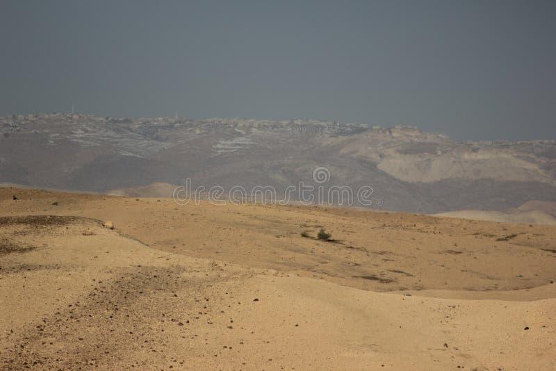 Έρημος Judea στοκ εικόνες