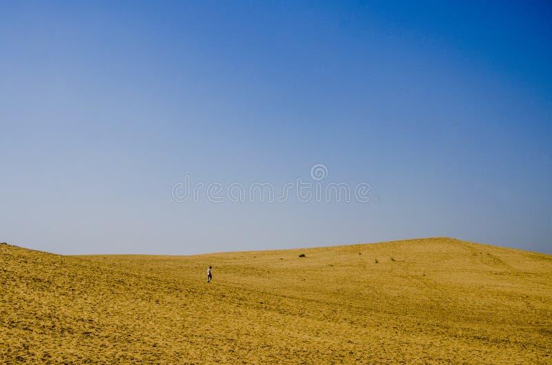 Έρημος Taklimakan, Xinjiang της Κίνας στοκ φωτογραφίες