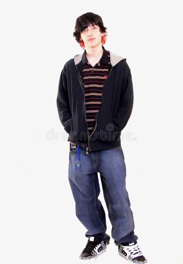 έφηβος αγοριών στοκ εικόνα με δικαίωμα ελεύθερης χρήσης