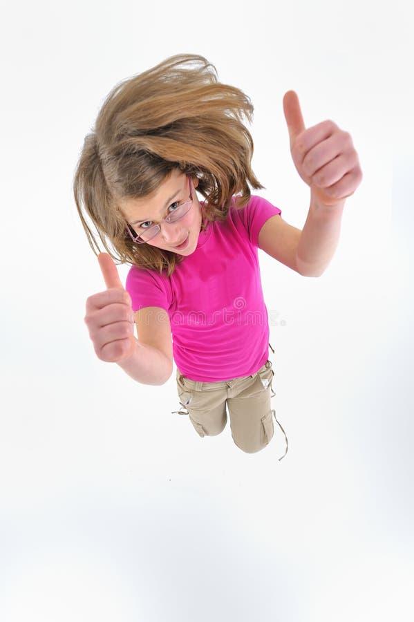 έφηβος κοριτσιών τοποθέτ&eta στοκ φωτογραφίες με δικαίωμα ελεύθερης χρήσης