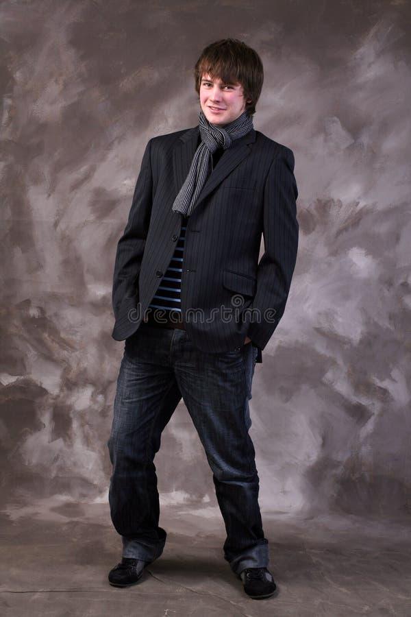 Download έφηβος μόδας στοκ εικόνα. εικόνα από χαλαρωμένος, ύφος - 1541995