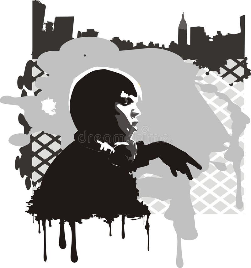 έφηβος απεικόνιση αποθεμάτων