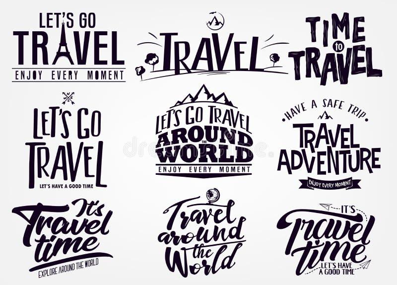 Έχετε μια ασφαλή αφίσα περιπέτειας ταξιδιού ταξιδιού με τα ρεαλιστικά τρισδιάστατα διακινούμενα στοιχεία όπως το σακίδιο πλάτης,  ελεύθερη απεικόνιση δικαιώματος