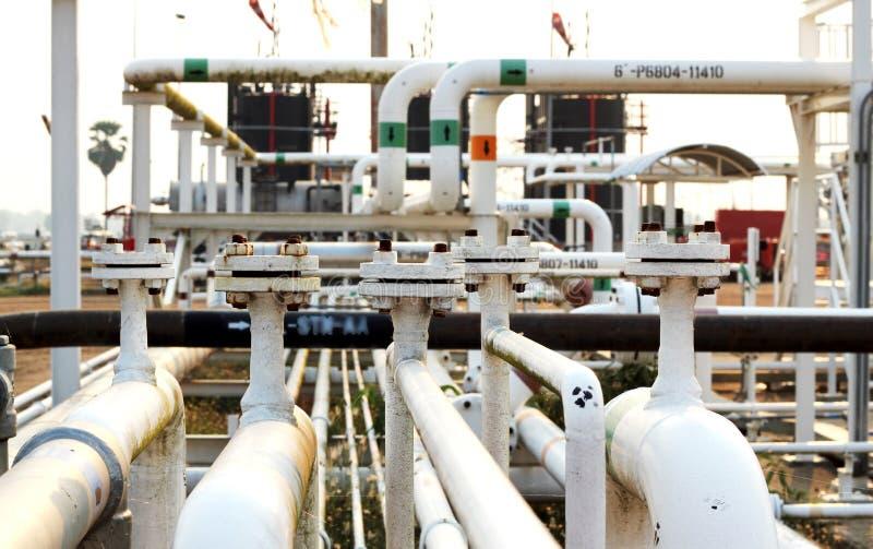 Έλαιο μεταφορών σωληνώσεων, φυσικό αέριο ή νερό στοκ εικόνα με δικαίωμα ελεύθερης χρήσης