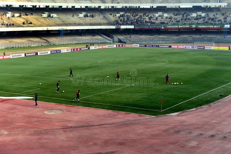 Έδαφος παιχνιδιού του Kolkata στοκ φωτογραφίες