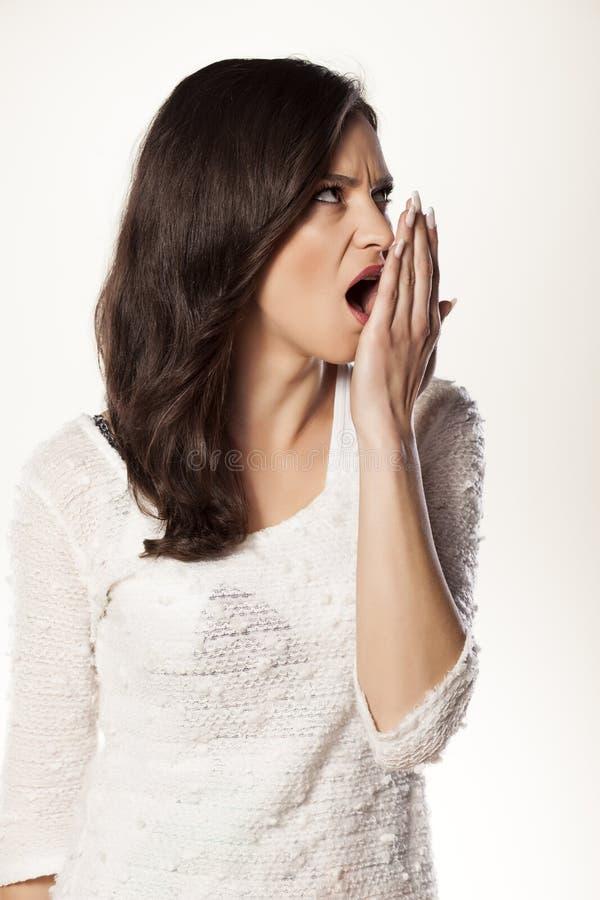 Έλεγχος αναπνοής στοκ εικόνες με δικαίωμα ελεύθερης χρήσης