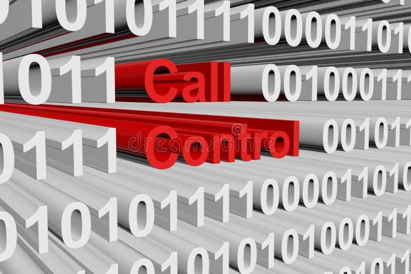 Έλεγχος κλήσης ελεύθερη απεικόνιση δικαιώματος