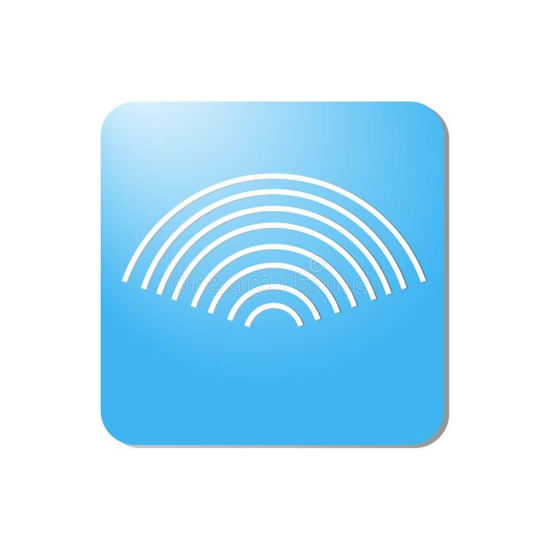Έλεγχος της WI-Fi απεικόνιση αποθεμάτων