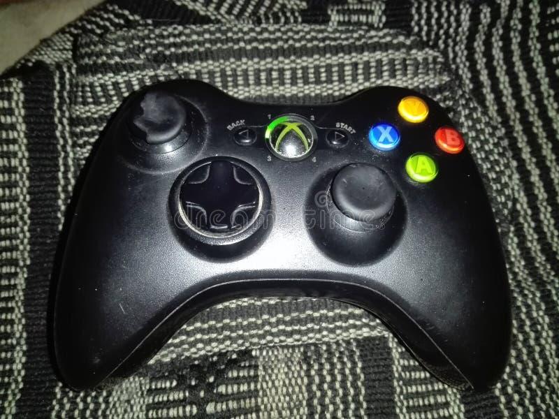 Έλεγχος xbox360 inalambrico Xbox controler στοκ φωτογραφίες με δικαίωμα ελεύθερης χρήσης